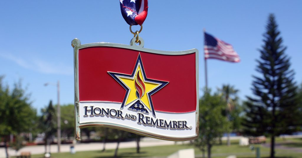 Honor and Remember Virtual Race