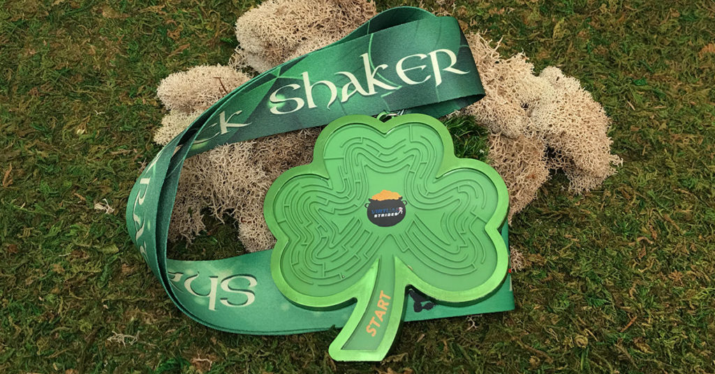 Shamrock Shaker Virtual Race