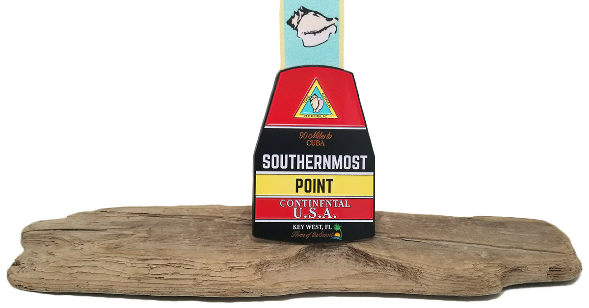 Southernmost Point Virtual Race