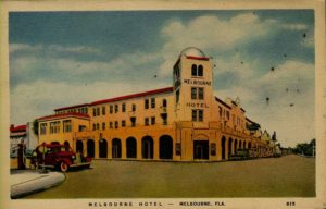 The 1900 Building in Melbourne Florida