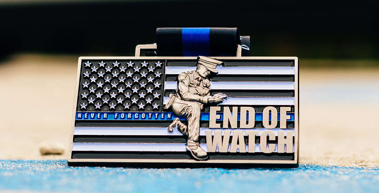 End of Watch Virtual Race