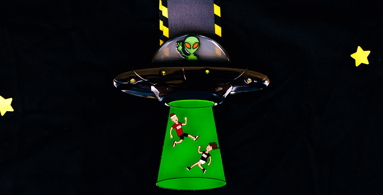 Area 51 Virtual Race