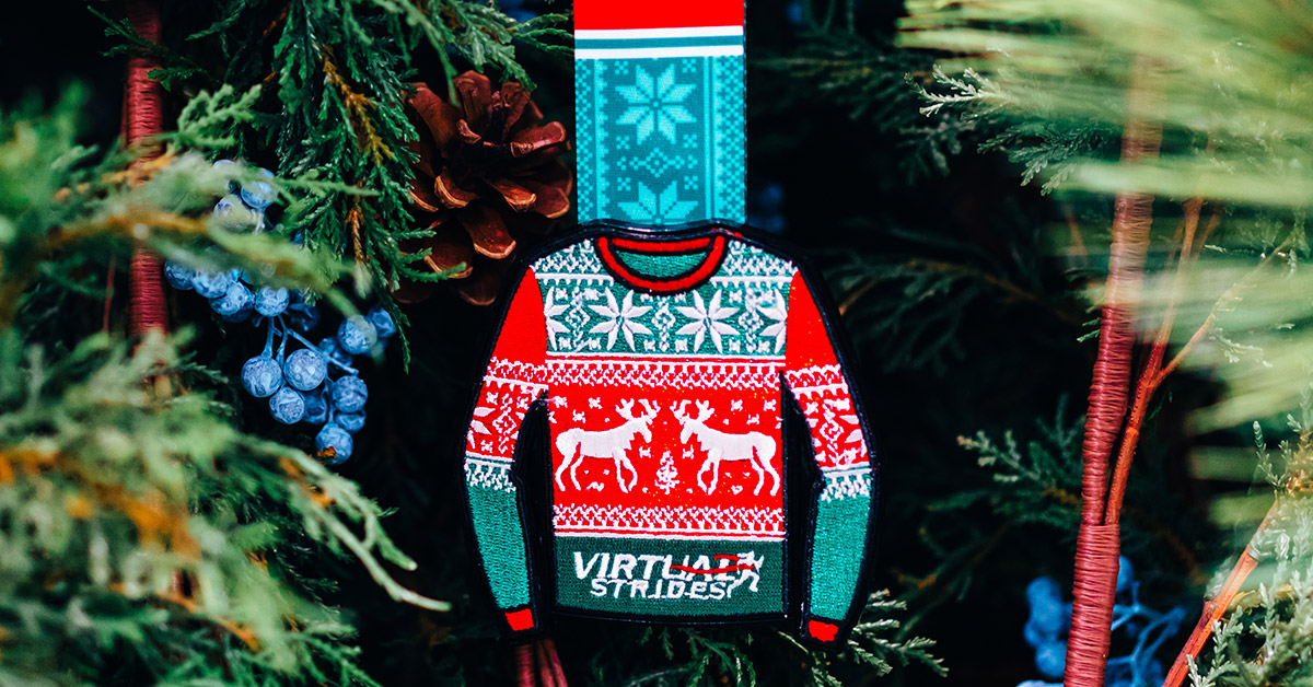 Ugly Sweater Virtual Race