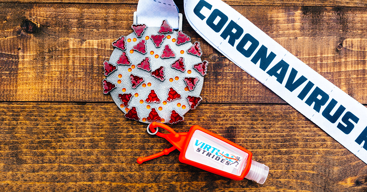 Coronavirus Relief Virtual Race