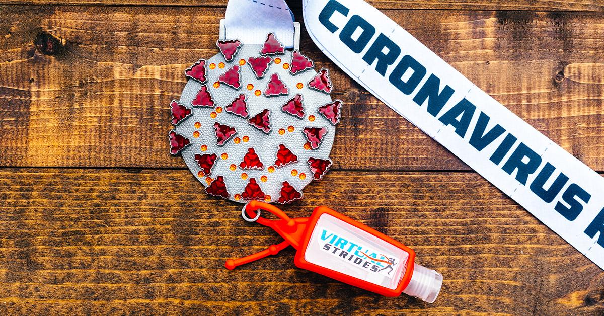 Coronavirus Relief Virtual Race