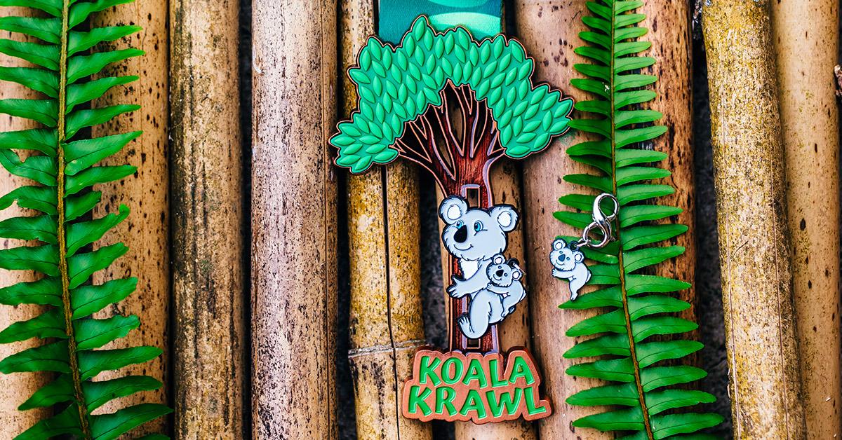 Koala Krawl Virtual Race