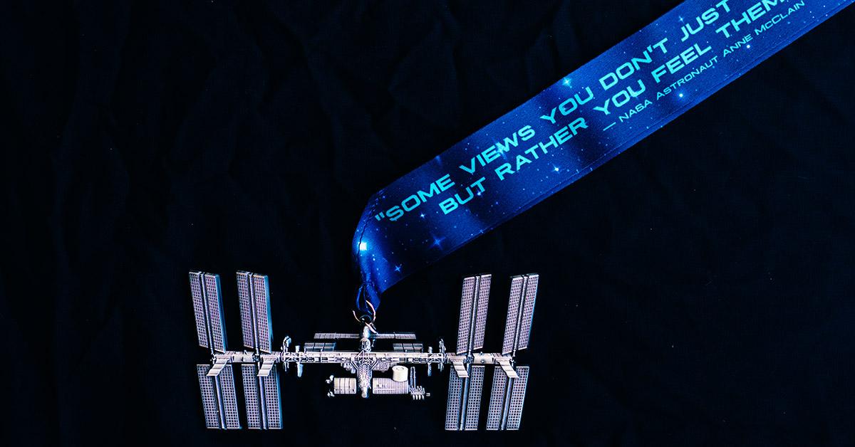 International Space Station Virtual Race