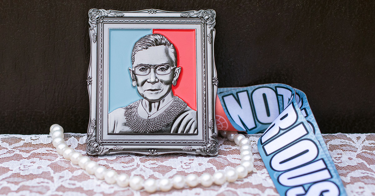 Notorious RBG Virtual Race