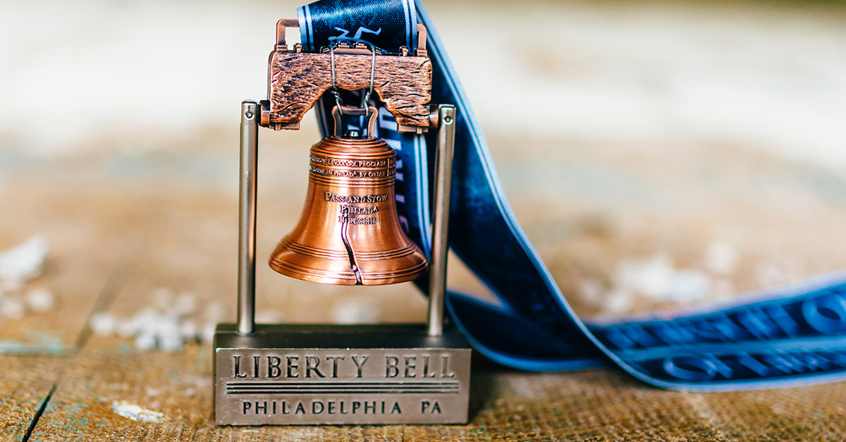 Pursuit of Liberty Virtual Race