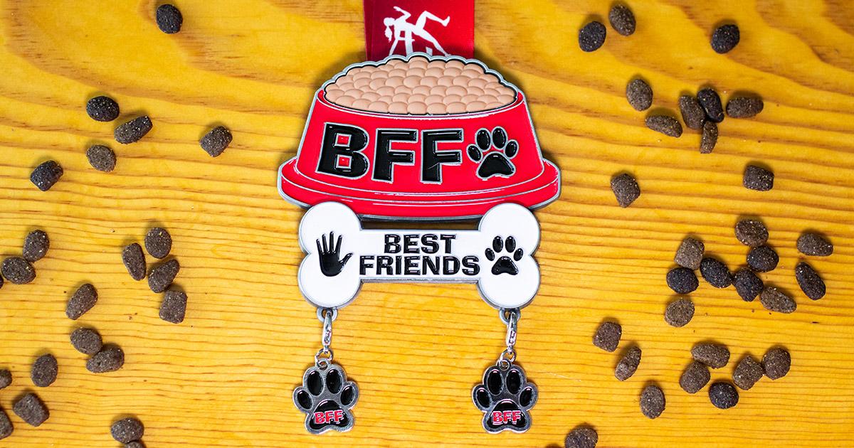 Best Furry Friends Virtual Race