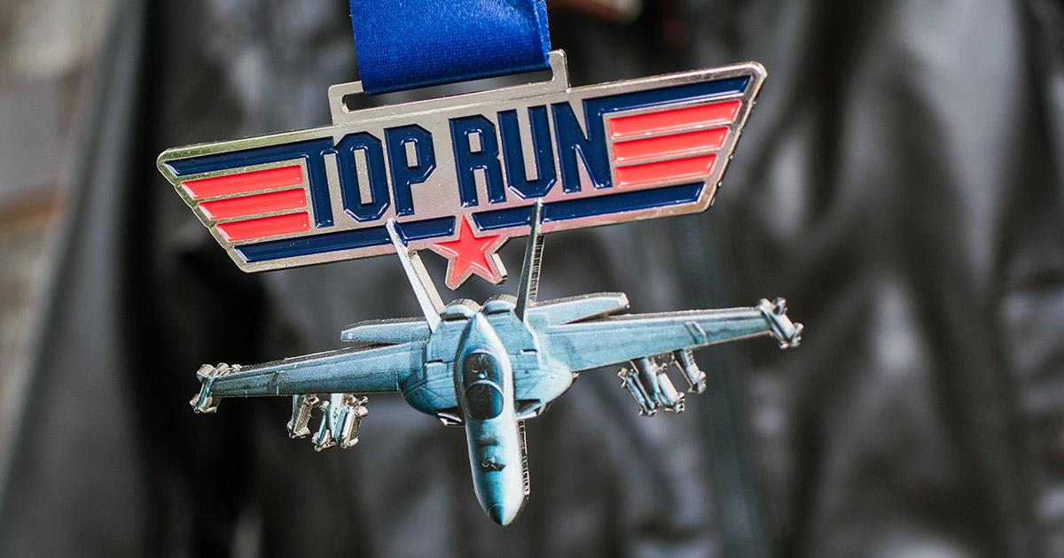 Top Run Virtual Race