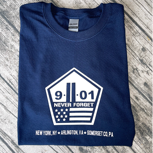 9.11 Never Forget Icon Shirt
