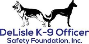 DeLisle K-9 Officer Safety Foundation - Paws for the Law Virtual Run