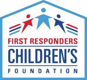 Virtual Strides Virtual Run - First Responders Children's Foundation logo