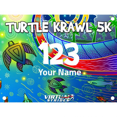 Turtle Krawl 2019 Bib