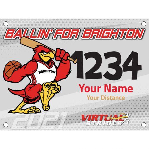 Ballin For Brighton bib