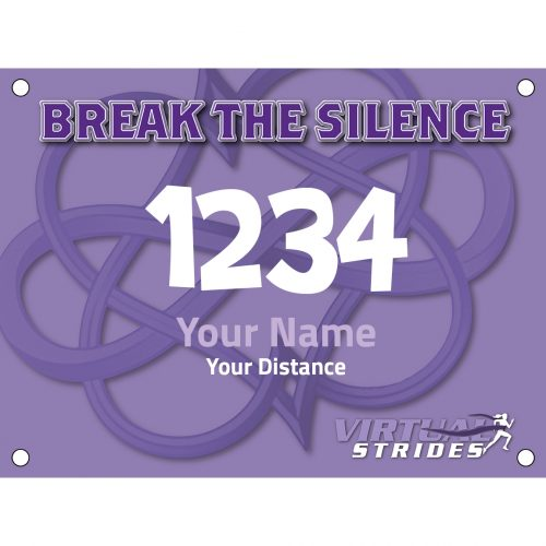 Break The Silence Bib