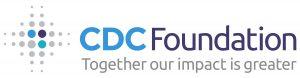 Virtual Strides Virtual Run - CDC Foundation logo