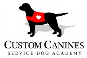 Custom Canines Service Dog Academy Logo