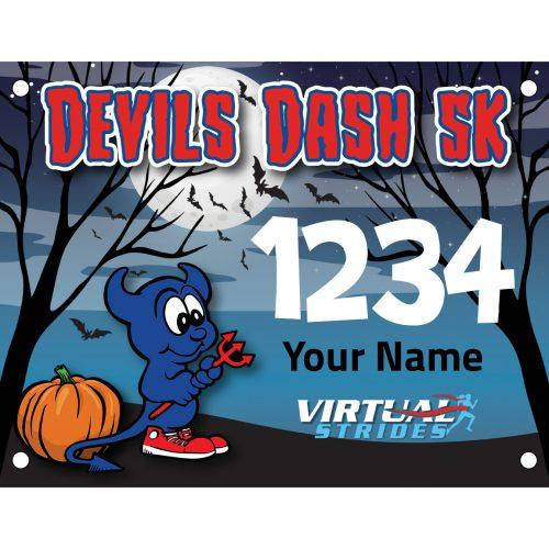 Devils Dash Bib