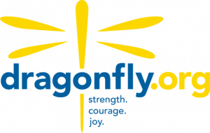 Virtual Strides Virtual Run - The Dragonfly Foundation Logo