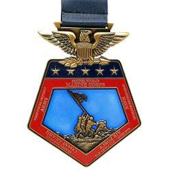 Lest We Forget Medal Photo