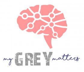 My Grey Matters Blog Logo