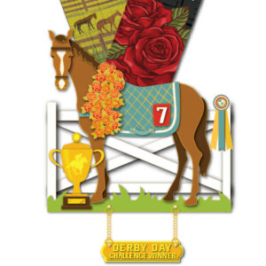 Virtual Strides Partner Virtual Race - PACE Derby Day Races