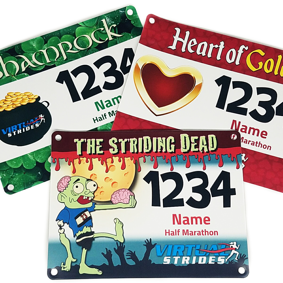 photograph about Printable Race Bibs Free identified as Tailor made Revealed Bibs are Below! Digital Strides