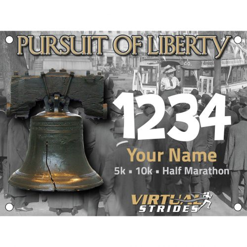 Pursuit of Liberty Bib