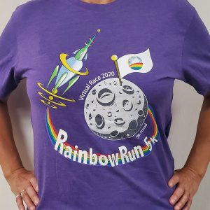 Rainbow Run 2020 Shirt