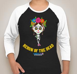 Rerun of the Dead Shirt