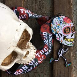 Run of the Dead Virtual Race Medal