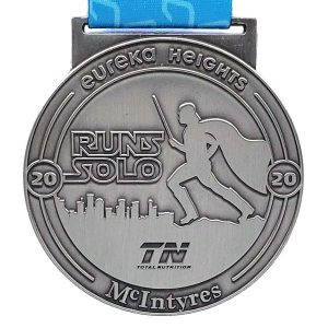 Virtual Strides Partner Virtual Race - Runs Solo Virtual Race