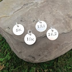 Sterling Silver Distance Charms