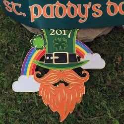 St. Paddy's Day Medal Photo