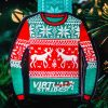 Ugly Sweater virtual race for charity