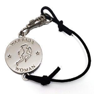 Virtual Strides Warrior Women virtual race - Warrior Woman Adjustable Bracelet
