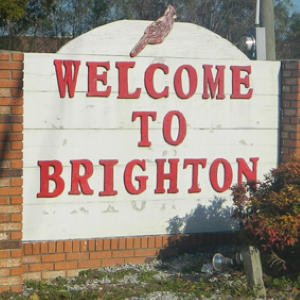 Ballin' For Brighton virtual race- Town of Brighton, TN